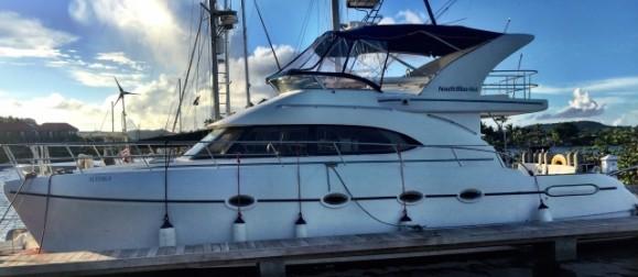 luxury catamaran
