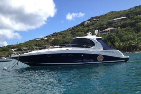46 Sea Ray st john boat rental
