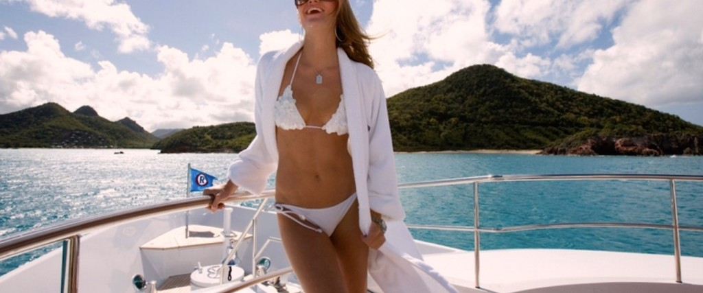 st Thomas boat charter