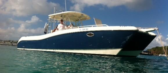 st thomas boat charter catamaran