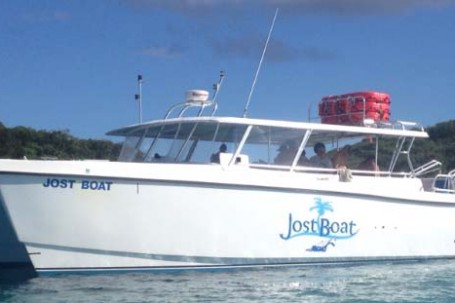 46' catamaran