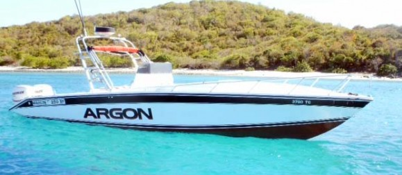 35 foot boat for rent